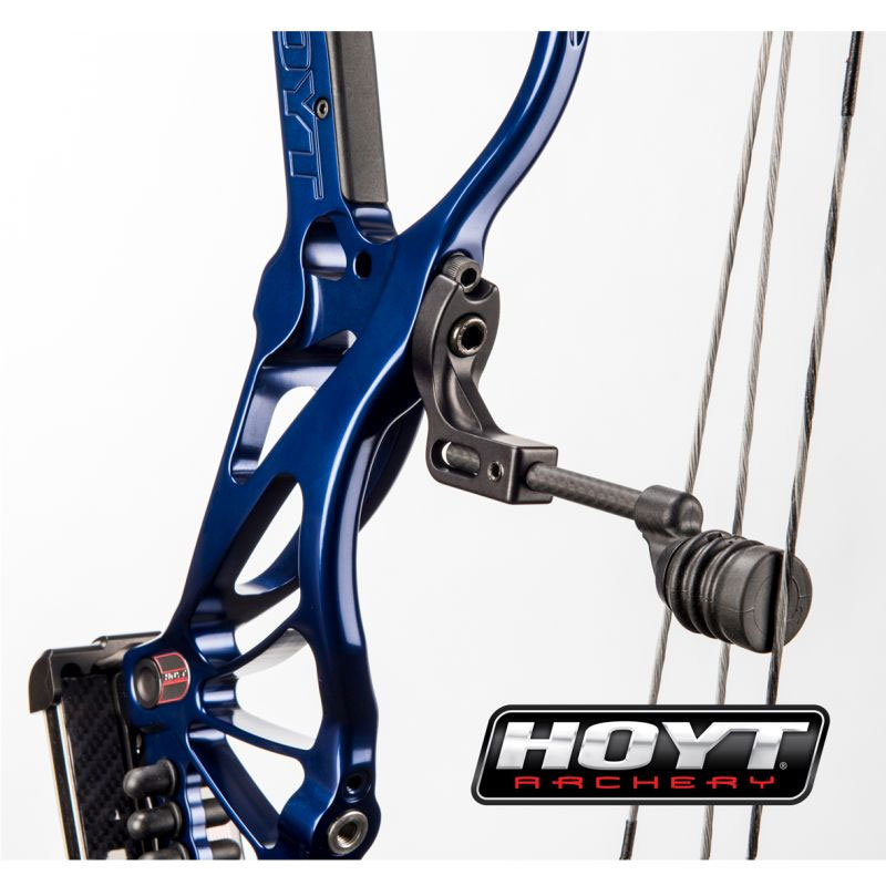String stopper only for Hoyt Prevail bows