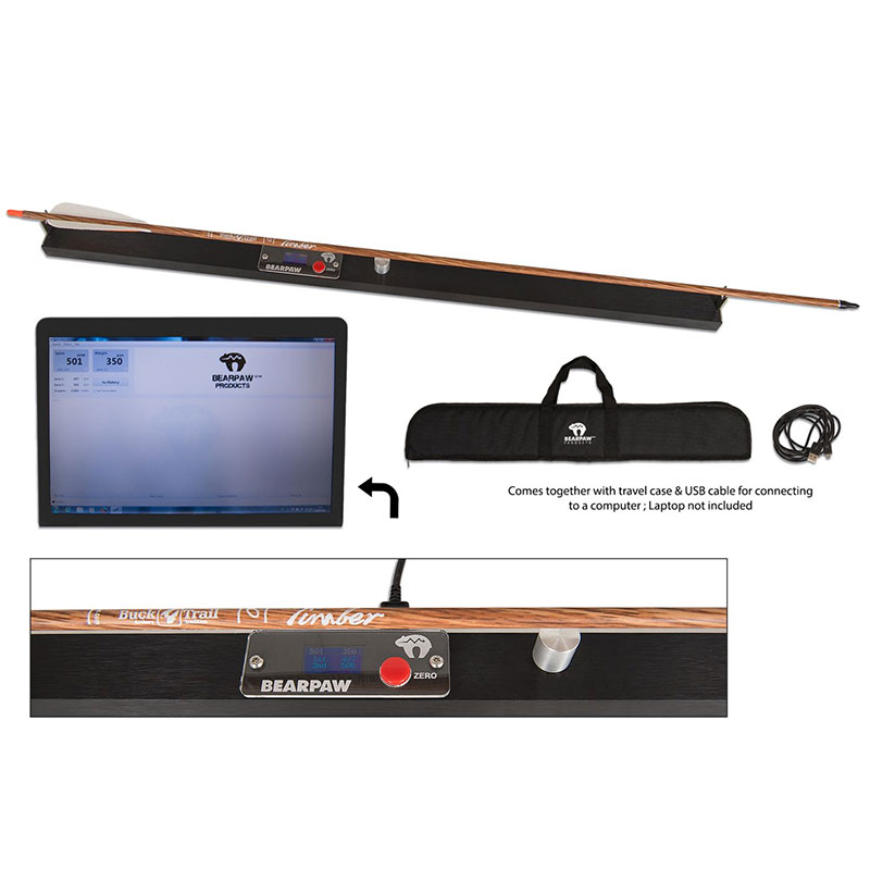 BEARPAW ARROW ANALYZER