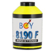 BCY 8190F universal; bowstring material