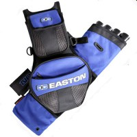 EASTON QUIVER FLIPSIDE 4 TUBE BLUE
