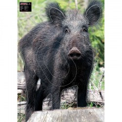 MAXIMAL ANIMAL FACE BOAR