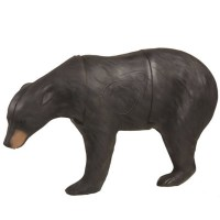 3D BEAR BLACK MEDIUM