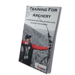 "JAKE KAMINSKI BOOK ""TRAINING FOR ARCHERY"""