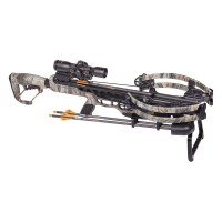 Powerfull compound crossbow