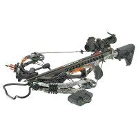 High tech compound crossbow