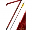BLACK EAGLE ARROWS OUTLAW FEATHER FLETCHED